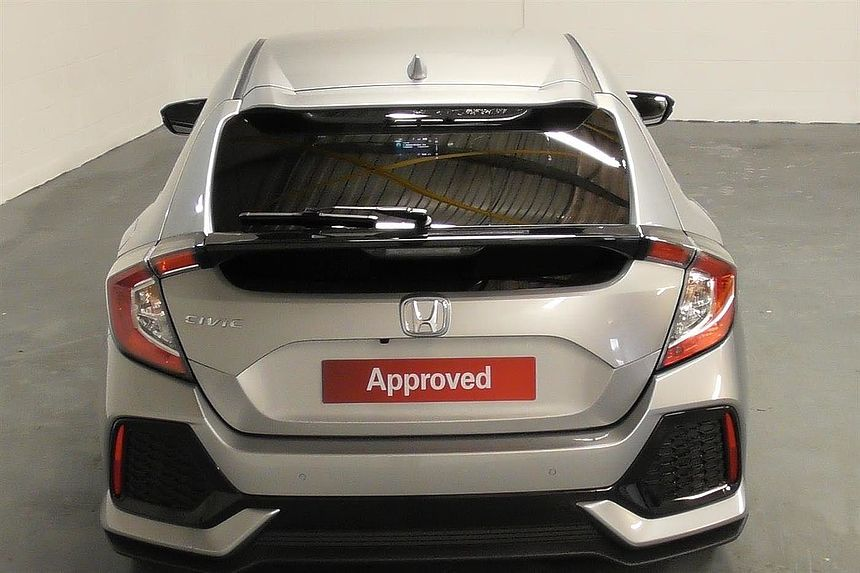 Honda Civic 1.6 i-DTEC (120PS) SR (s/s) 5-Door