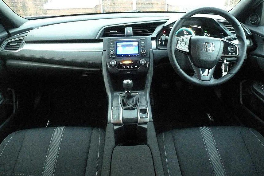Honda Civic 1.6 i-DTEC (120PS) SE (s/s) 5-Door