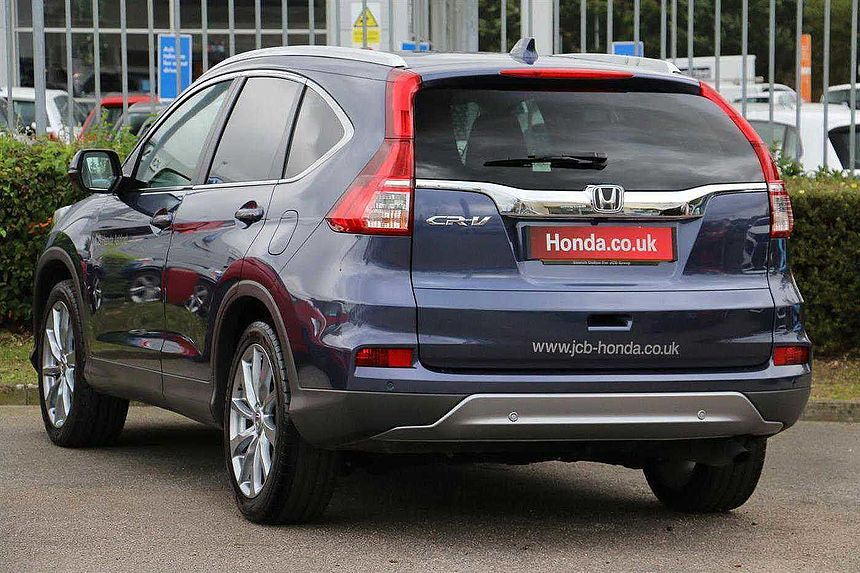 Honda CR-V 1.6 i-DTEC SR 5-Door