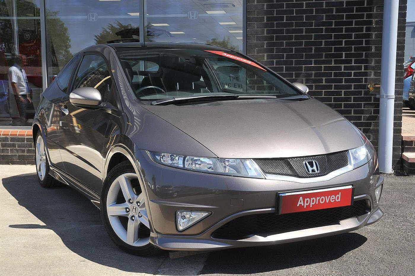 Used Honda Civic Hatchback: Buy Approved Second-Hand ...