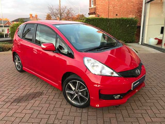 Honda  Jazz 1.4 i-VTEC Si 5-Door