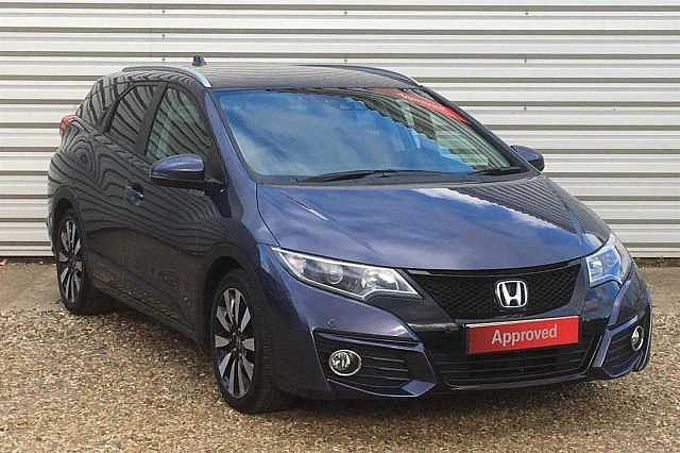 Honda  Civic 1.8 i-VTEC SR Tourer 5-Door