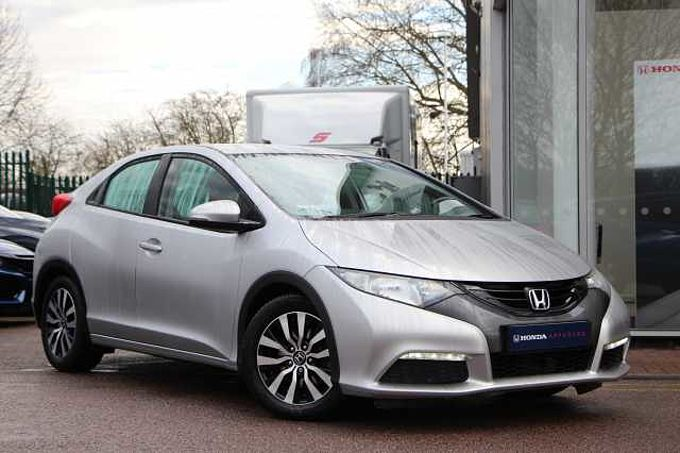 Honda  Civic 1.6 i-DTEC SE 5-Door
