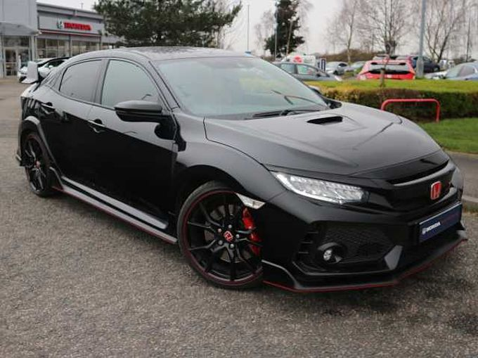 Honda  Civic TYPE -R GT 2.0 i-VTEC Type R GT 5-Door