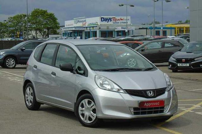 Honda Jazz 1.2 i-VTEC S 5-Door