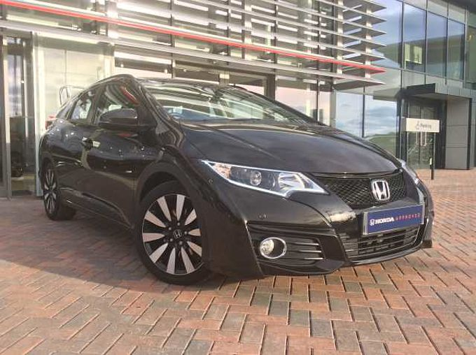 Honda  Civic 1.8 i-VTEC SE Plus Navi Tourer 5-Door