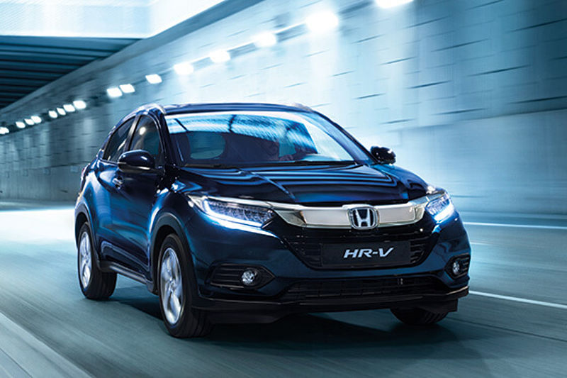 The HR-V takes the crossover concept and refines it to perfection